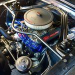 Ford mustang cabriolet 1966 - noir intérieur noir - 3