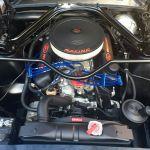 Ford mustang cabriolet 1966 - noir intérieur noir - 6