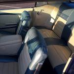 Ford mustang coupe 1964 - bleu marine intérieur bleu blanc - 5