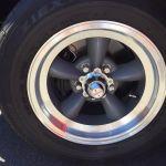 Ford mustang coupe 1965 - rouge intérieur noir - 7