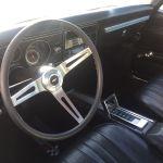 Chevrolet Chevelle Yenko 1969 - Rouge intérieur noir - CC101 - 10