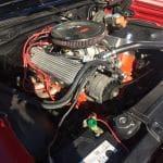 Chevrolet Chevelle Yenko 1969 - Rouge intérieur noir - CC101 - 12