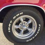 Chevrolet Chevelle Yenko 1969 - Rouge intérieur noir - CC101 - 8