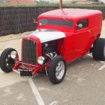 Ford 1932 Sedan Hot Rod - f32101 - 1
