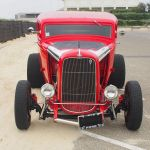 Ford 1932 Sedan Hot Rod - f32101 - 2