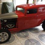 Ford 1932 Sedan Hot Rod - f32101 - 4
