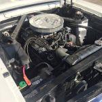Ford mustang coupe 1965 - blanche intérieur noir - FM111 - 11
