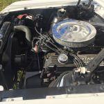 Ford mustang coupe 1965 - blanche intérieur noir - FM111 - 12