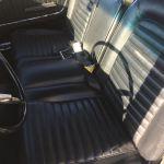 Ford mustang coupe 1965 - blanche intérieur noir - FM111 - 8