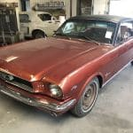 Ford mustang coupe 1966 - fm110 - 1