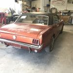 Ford mustang coupe 1966 - fm110 - 3